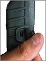 USBケーブル(AC変換アダプタ付き)によりAC駆動も可能